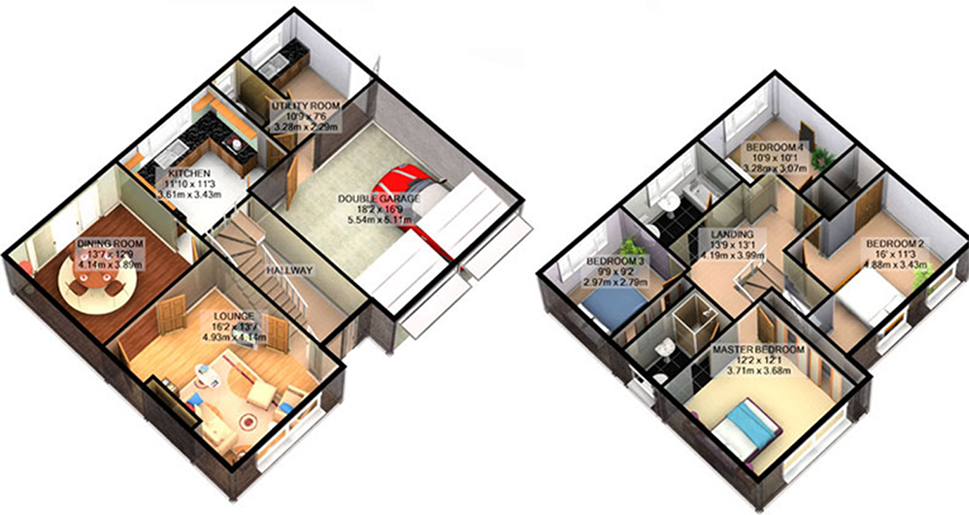 Professional Floor Plans Video Photography Epc One
