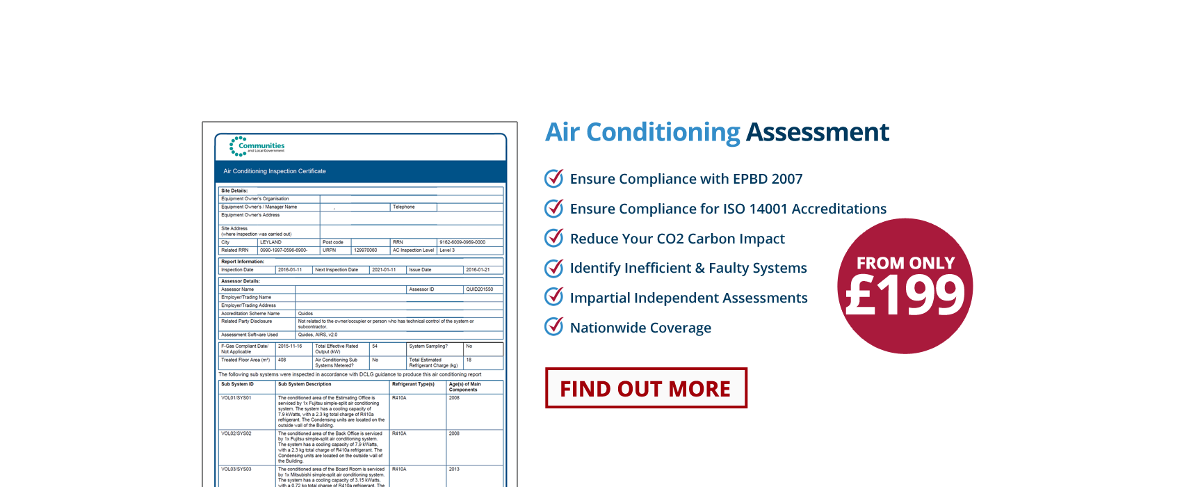 AC Assessment