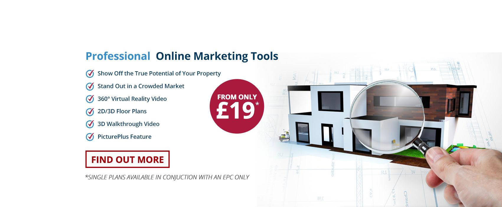 Professional Online Marketing Tools