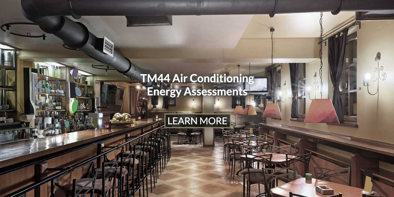 TM44 Air Conditioning Energy Assessment